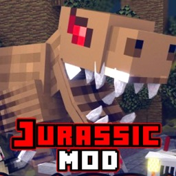 JURASSIC CRAFT MODS for Minecraft PC Edition - The Best Pocket Guide & Tools for MCPC