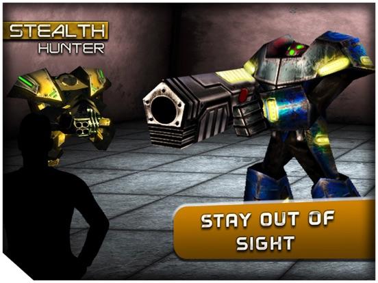 Stealth Hunter - Sneak & Loot-ipad-2