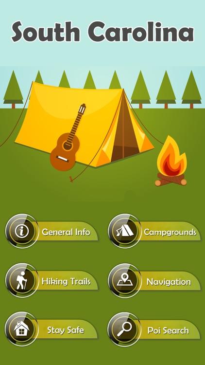 Camp & Trails - South Carolina