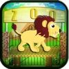 Zoo Safari Tiger Crossing Mini Game - The Story of Cute Animal Friends