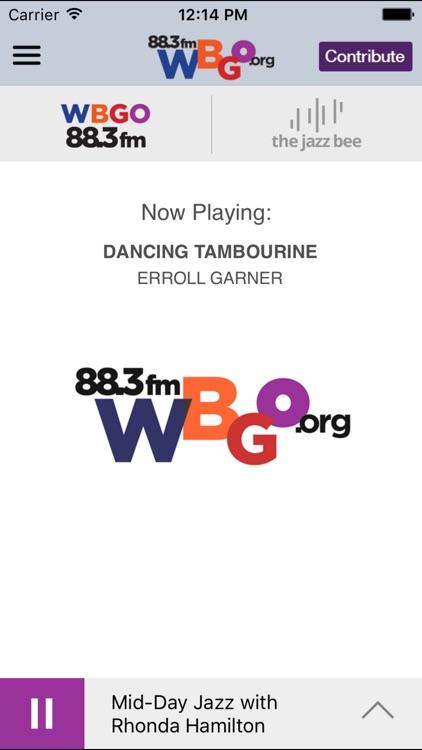 WBGO - The Jazz Source