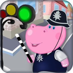 Kids Policeman Station