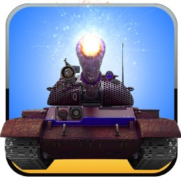 Mad Tank Skriker - Crush & Conquer Battleship 3D