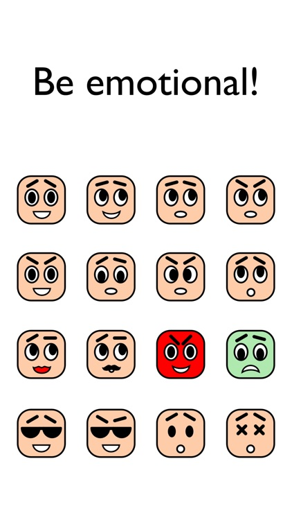Square Faces