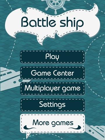 Морской бой - Smart ships на iPad