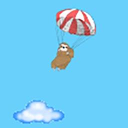 skydiving parachute base jump-1