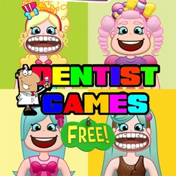 Lady Doctor Dentist For Kids Free