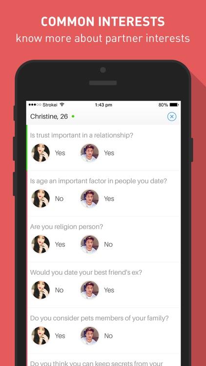 Pick Me - Chat, Flirt & Match screenshot-4