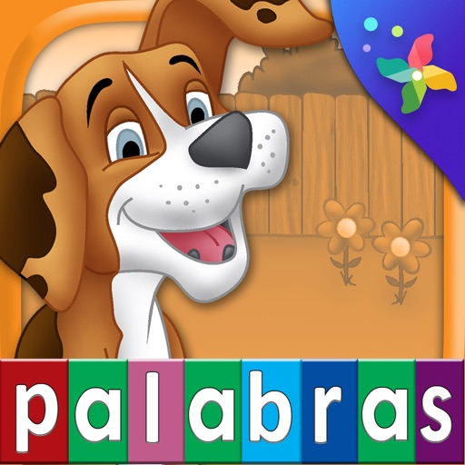 Spanish First Words with Phonics
