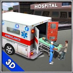 Ambulance Rescue Driver 2017 - Emergency Simulator