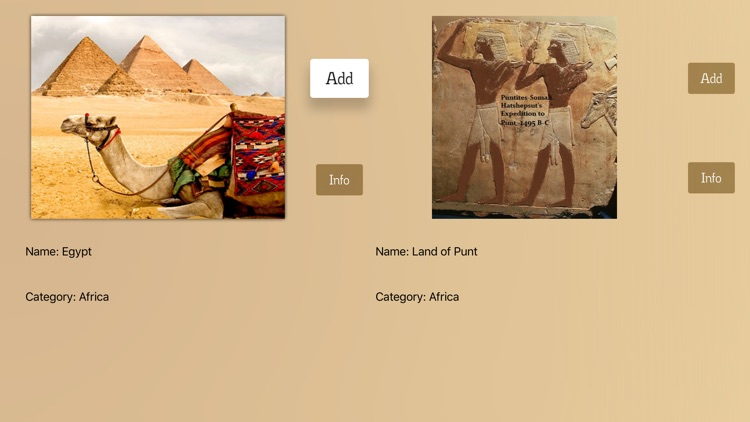 Ancient History Info Pro!