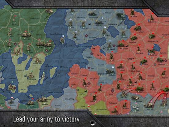 Screenshot #5 for Strategy & Tactics: Sandbox World War II TBS