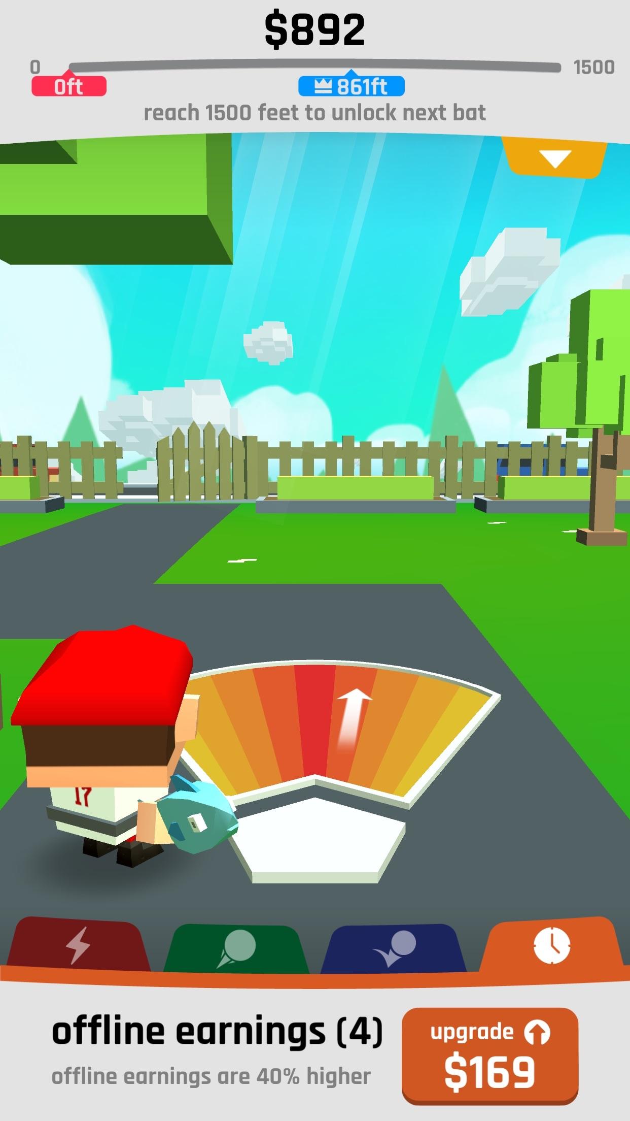Baseball Boy! Screenshot