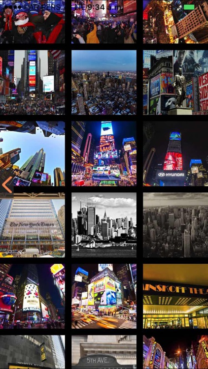 Times Square Visitor Guide screenshot-3