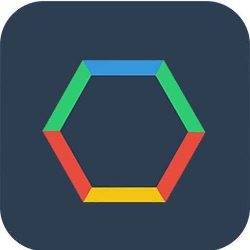Hexagon - Color Matching iOS App
