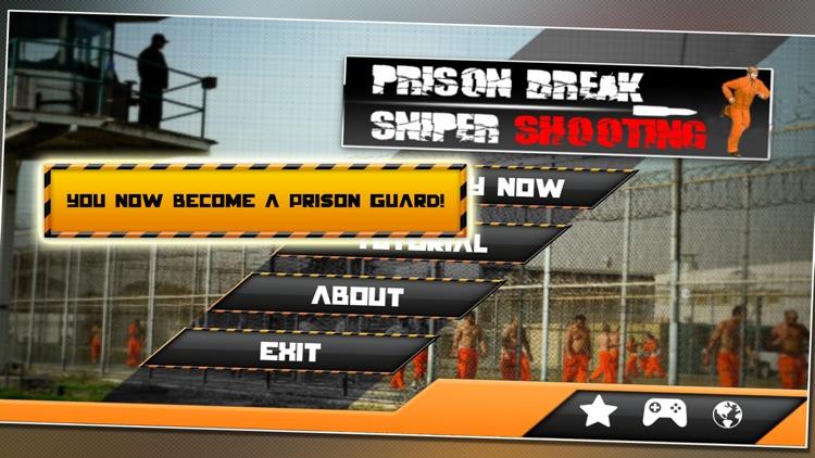 Prison Break Sniper Shooting 3d Simulator