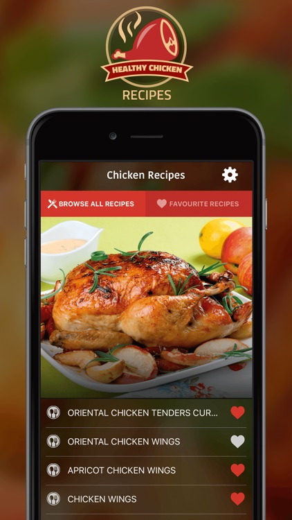 Chicken Recipes **