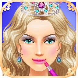 Princess Stylist: Dressup and Makeup Salon Game