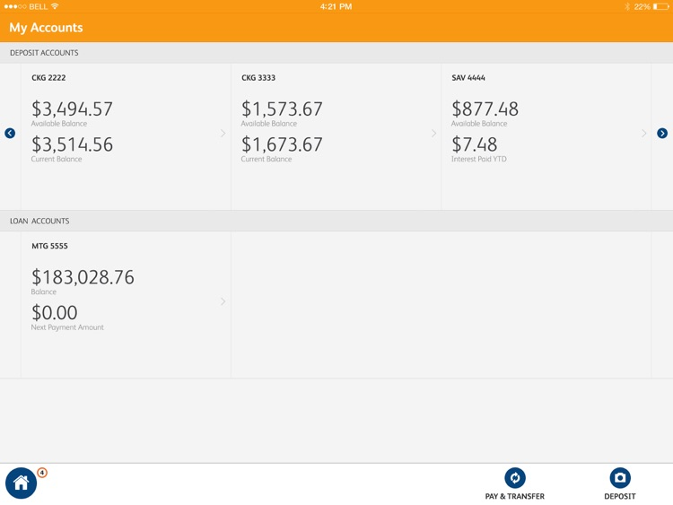 SunTrust Tablet App screenshot-1