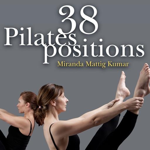 38 Pilates Positions