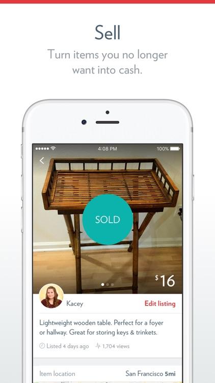 Close5 - Buy & Sell Stuff Locally screenshot-4