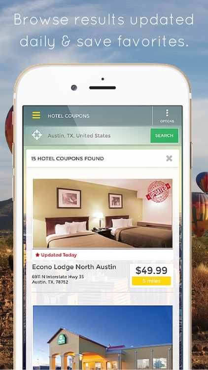 HotelCoupons screenshot-1