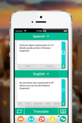 Lext Talk - Language Exchange! screenshot 3