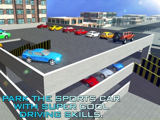 サッカースタジアムの駐車場 - 大都市におけるメガ車の運転免許試験シミュレータのおすすめ画像3