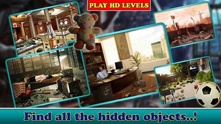 The Secret Diary Mystery : Hidden Object find hide clue solve mystery scene screenshot-3
