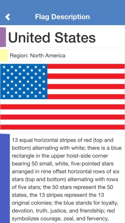World Flags – The CIA World Factbook screenshot-3