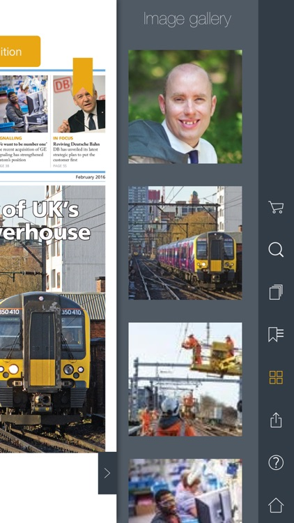 Railway Gazette International screenshot-3