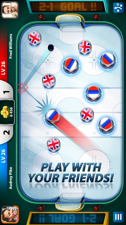 Hockey Stars screenshot-1