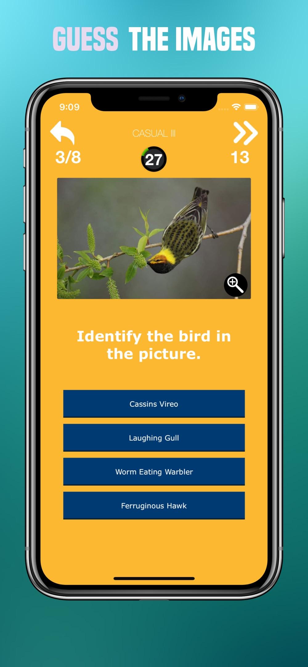 Birds Quiz - Birding Trivia hack tool