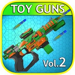 Toy Guns - Gun Simulator VOL 2 - Game for Boys