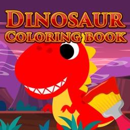 Dinosaur Coloring Kids Game