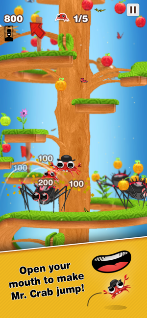‎Mr. Crab Screenshot
