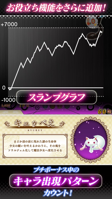 Screenshot for SLOT魔法少女まどかマギカ in Japan App Store
