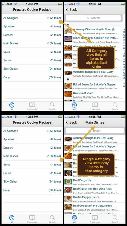 Pressure Cooker Recipes Plus+ screenshot-3