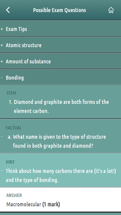 AQA Chemistry Year 1 & AS screenshot-3