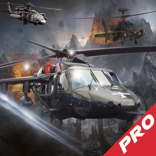 Copter Adrenaline Chaos Addictive Pro - A Copter Addictive X-treme Game icon
