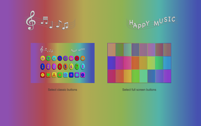 Happy Music Screenshot