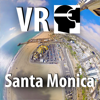 VR Santa Monica Helicopter Virtual Reality 360