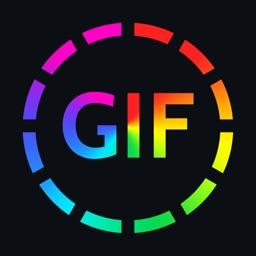GIF maker with video to GIF and photos to GIF Animated gif maker