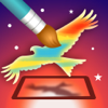 AREVO BIRD - 3D AR COLORING