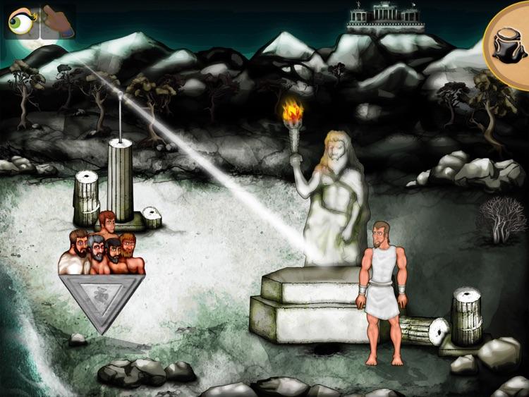 The Odyssey HD (Lite) - cyclops vs odysseus