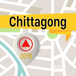 Chittagong Offline Map Navigator and Guide