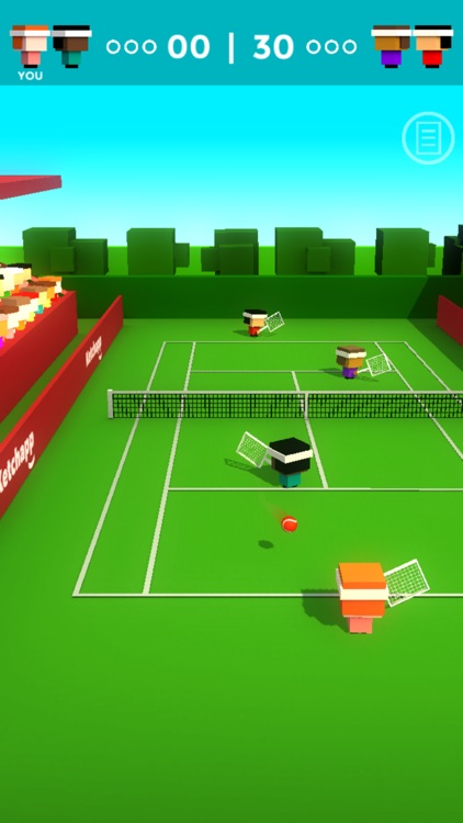 Ketchapp Tennis screenshot-0