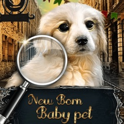 New Born Baby Pet Hidden Objects
