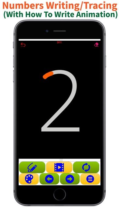 Numbers & Kids Maths Preschool / Toddlers App Free screenshot two
