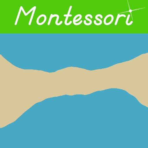 Forme di terra e d'acqua - Montessori Geografia